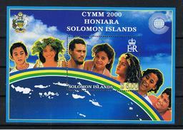 Solomoneilanden Y/T Blok 58 (**) - Salomon (Iles 1978-...)