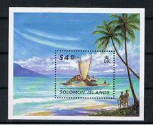 Solomoneilanden Y/T Blok 44 (**) - Salomon (Iles 1978-...)