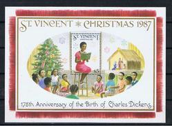 St. Vincent Y/T Blok 40 (**) - St.Vincent (1979-...)