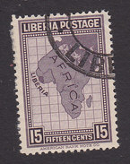 Liberia, Scott #235, Used, Africa, Issued 1928 - Liberia