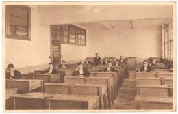 Mont-Saint-Guibert - Val Notre-Dame - Maison Provinciale Missions - Noviciat Frères Maristes - Salle D'étude - Animée - Mont-Saint-Guibert