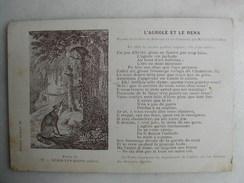 SCENES ET TYPES - Patois De Néris-les-Bains (Allier) - L'agrole Et Le Rena - Parodie De La Fable Du Renard Et Du Corbeau - Humour
