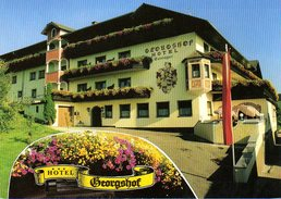 Österreich; Oberösterreich Waldzell Hotel Georgshof - Österreich