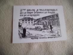 3E SALON MULTI COLLECTIONS VILLEMOMBLE - Bolsas Y Salón Para Coleccionistas