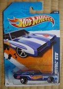 Mattel Hot Wheels : '69 Pontiac GTO - Cars & 4-wheels