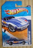 Mattel Hot Wheels : '69 Corvette - Cars & 4-wheels