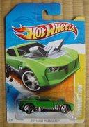 Mattel Hot Wheels : Twinduction - Cars & 4-wheels