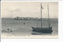 Carte De Loctudy   île Tudy     ( Recto Verso ) - Loctudy