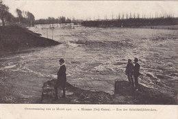 Hamme - Overstrooming Van 1906 - Een Der Scheldedijkbreuken - Hamme