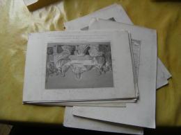 Lot Image Pieuse Religieuse Holly Card Heiligenbild  Gravure - Devotieprenten
