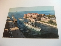 NAVE SHIP GUERRA TARANTO PONTE GIREVOLE RIENTRO SQUADRA - Guerra