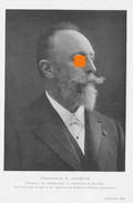 Professeur V. JACQUES Université De Bruxelles Hôpital St Pierre Vers 1910 - Old Paper