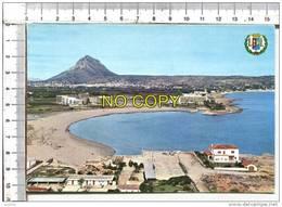 EL ARENAL -  Playa - Plage  -  JAVEA - Cabrera
