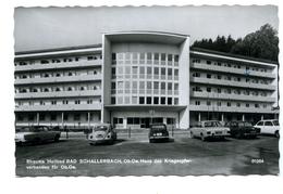 Bad Schallerbach, Haus Des Kriegsopferverbandes Für Ob.Oe. Autos Oldimer - Bad Schallerbach
