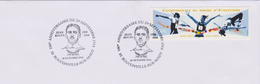 Athlétisme : Bouconville Sur Madt (Meuse) Jean Bouin 100ème Anniv De Sa Mort 29 Sept 1914 (mort Pour La France) - Athlétisme