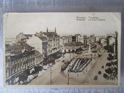 BELGRADE . LA PLACE TERAZIA - Serbie