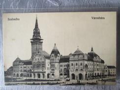 SZABADA . VAROSHAVA - Serbie