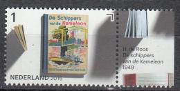 Nederland - Jaar Van Het Boek - H. De Roos - De Schippers Van De Kameleon - MNH - NVPH 3457 - Schrijvers