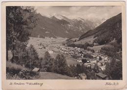 CARTE PHOTO,AUTRICHE,OSTERREICH,AUSTRIA,TYROL,SAINT ANTON AM ARLBERG,LANDECK,BEZIRK - St. Anton Am Arlberg