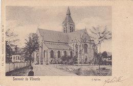 Vilvoorde - L'Eglise (Animatie, 1902) - Vilvoorde