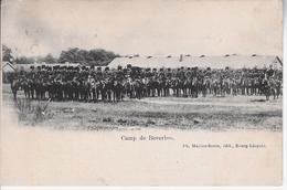 Grenadiers Ruiterij Gereed Voor Vertrek Mooie Gestempeld - Leopoldsburg (Kamp Van Beverloo)