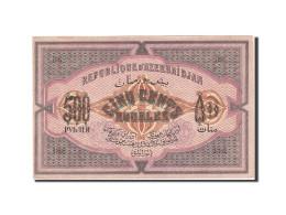 Azerbaïdjan, 500 Rubles, 1920, 1920, KM:7, SUP+ - Azerbaïdjan