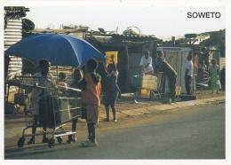 AFRIQUE DU SUD :  SOWETO :  Camp Nelson Mandela - Afrique Du Sud