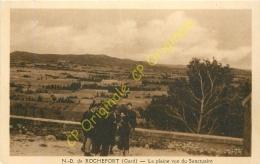 30.  NOTRE DAME DE ROCHEFORT . La Plaine Vue De Sanctuaire . - Other Municipalities
