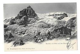 (12658-00) Suisse - Sandalp Und Blick Auf Den Claridenfirn - GL Glaris