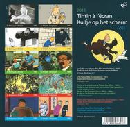 Kuifje Op Het Scherm-Tintin à L'ecran-OCB Nr 4165/4174 ONGETAND (zonderNr)  NON DENTELE (sansN°)  BL192 Bloc 192 Tintin - Belgique