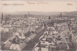 Cpa,AUTRICHE,OSTERREICH,AUSTRIA,WIEN,VIENNE,timbre,peterskirche - Autres