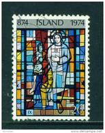 ICELAND - 1974 Icelandic Settlement 20k Used (stock Scan) - Used Stamps