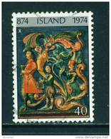 ICELAND - 1974 Icelandic Settlement 40k Used (stock Scan) - Used Stamps