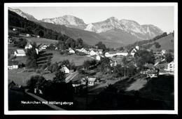 [016] Neukirchen (Gem. Altmünster), Höllengebirge, ~1950, Bez. Gmunden, Ohne Verlag - Non Classificati
