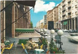 T1542 Cuneo - Corso Nizza - Auto Cars Voitures / Viaggiata 1970 - Cuneo