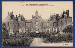 44 LEGE Château Du Bois-Chevalier, Façade Sur Le Jardin - Legé
