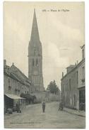 14 - IFS - Place De L'Eglise - CPA - France