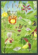 FRANCE MNH ** Bloc 81 Série Nature Ochidée Fleur Flower - Blocs & Feuillets