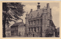 Hoogstraten - Het Stadhuis Ontwerp Rombout Keldermans (Uitg. Beullens, 1934) - Hoogstraten