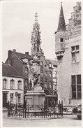 Herentals - Standbeeld Boerenkrijg (196x, Oldtimer) - Herentals