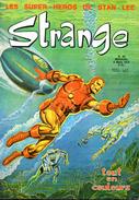 TRES RARE STRANGE N° 39 Du 5 Mars 1973 En Très Bon état - Other Magazines