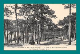 REPRODUCTION 33 Arcachon La Route Du Mouleau Aux Abatilles - Arcachon
