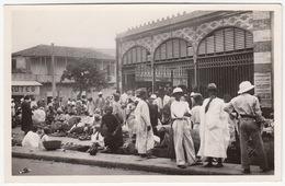 Dakar: Un Coin Du Marché ( 'Le Sentier De La Mort' Affiche) - Senegal - Senegal