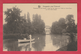 Hougaarden - Pensionnat Du Val Virginal - La Villa Saint-Joseph ( Verso Zien ) - Hoegaarden