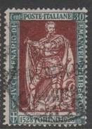 1928 Filiberto 30 C. Dent. 13 3/4 US - Usati