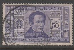 1932 Dante Alighieri - Usati