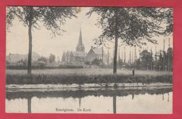 Emelgem - De Kerk  ( Verso Zien ) - Izegem