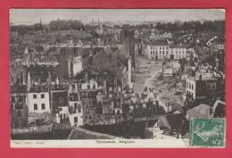 Dendermonde 1914 ... Destructions - Edition Française - 1914 ( Verso Zien ) - Dendermonde