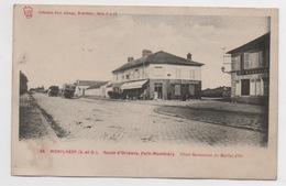 91 ESSONNE - MONTLHERY Route D'Orléans, Hôtel-restaurant Du Maillet D'Or (voir Descriptif) - Montlhery