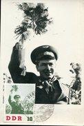 17100, Germany Ddr, Maximum 1962 Titow    - (photocard)  - Mi-864 - DDR